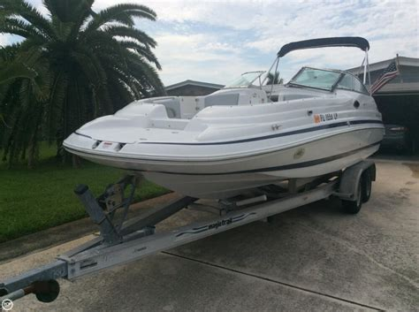 chris craft deck boats for sale chris craft 232 sport deck boats for sale boats