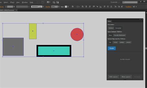 layout design in illustrator layout experiments in adobe illustrator