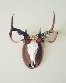 deer head home decor deer crown european mount taxidermy pinterest fall