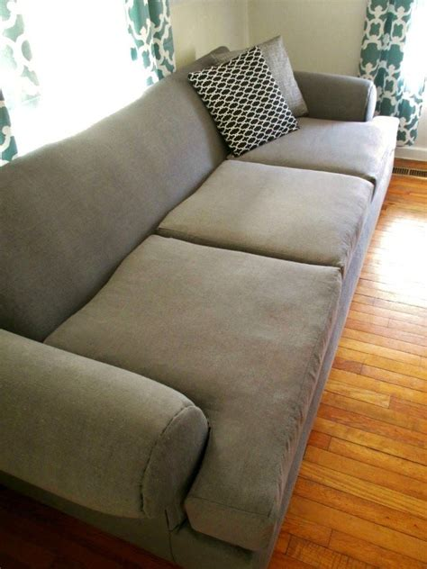 diy reupholster couch cushions high heels and training wheels diy couch reupholster with