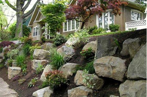 1000 Ideas About Boulder Retaining Wall On Pinterest Rock Wall Garden