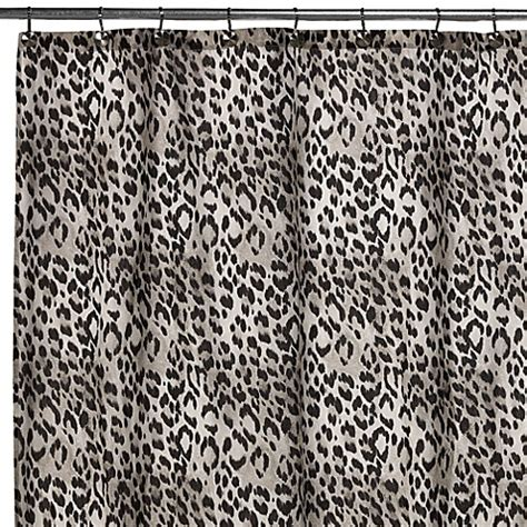 echo design shower curtain echo design hyde park fabric shower curtain bed bath