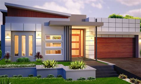 single story homes single story modern house designs
