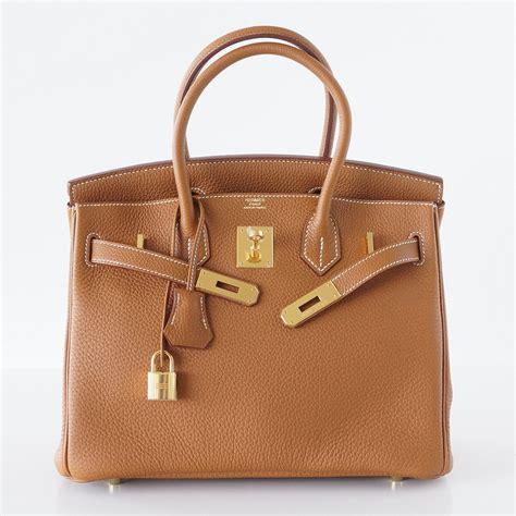 Classic Bag Hermes Birkin by Hermes Birkin Bag 30 Classic Gold Togo Gold Hardware Croc