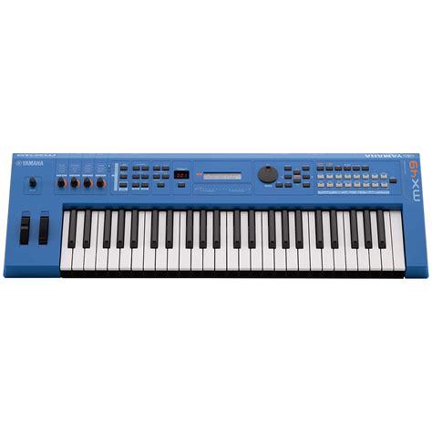 Keyboard Yamaha Mx49 yamaha mx49 ii bu 171 synthesizer