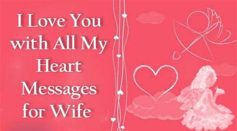 i love you so much messages for wife