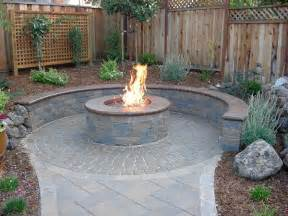 Outdoor Patio Firepit Crane Landscape Design Portfolio