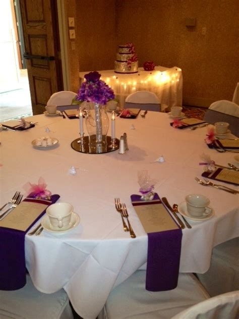 themed hotel rooms in indiana purple themed wedding reception in the heritage ballroom at the marten house hotel