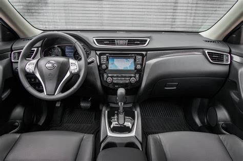 nissan rogue interior 2014 nissan rogue sl awd term verdict photo gallery