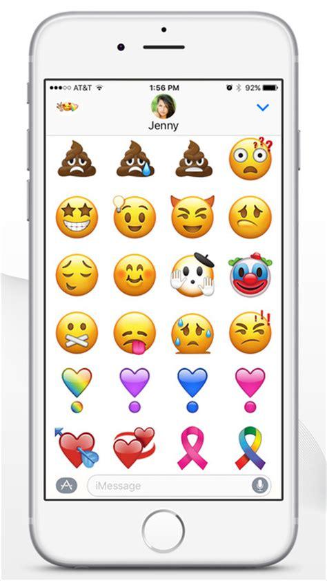 l emoji emoji gt dans l app store