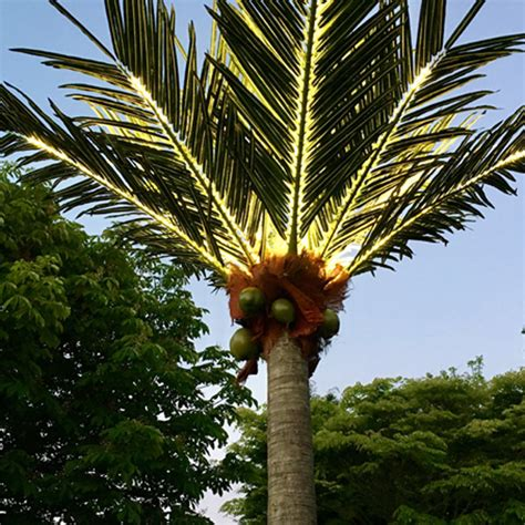 led palm trees for sale fabulous china led lighted palm