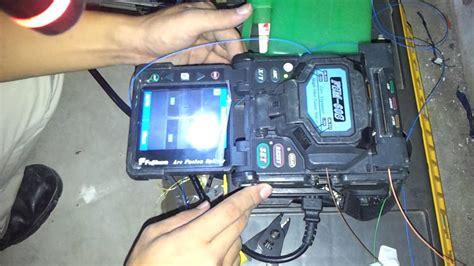 Kabel Fiber Optik penyambungan fiber optik