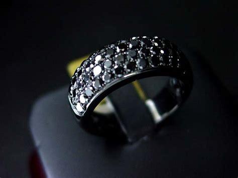 mens black ring fashion belief