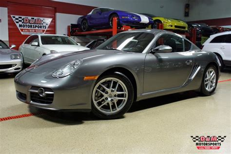 auto body repair training 2007 porsche cayman electronic valve timing 2007 porsche cayman tiptronic stock m5456 for sale near glen ellyn il il porsche dealer