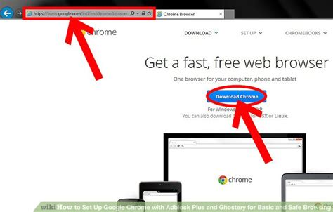 google images basic version how to set up google chrome with adblock plus and ghostery