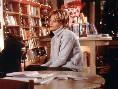 meg ryan fashions you ve got mail on my mind when a local business closes it s personal