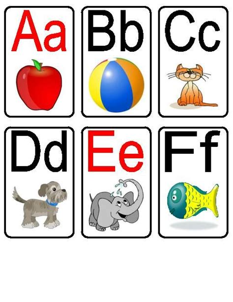 printable alphabet set teacherlingo com 1 50 set of printable flashcards with