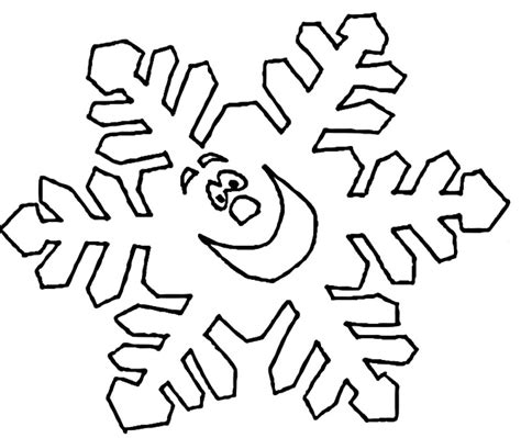 coloring pages snowflakes snowflake coloring pages for kids az coloring pages