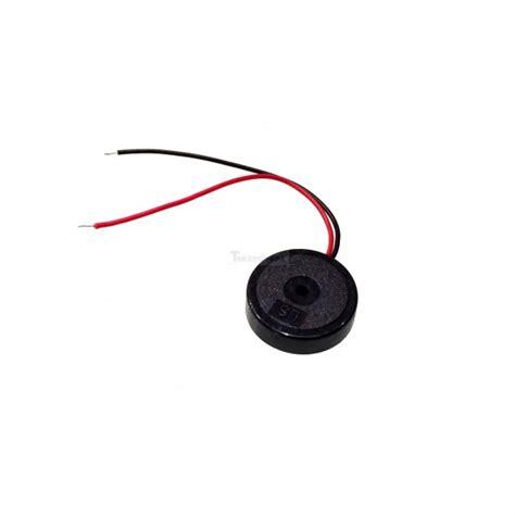 Buzzer Mini 1 99 mini piezo buzzer 12vac tinkersphere