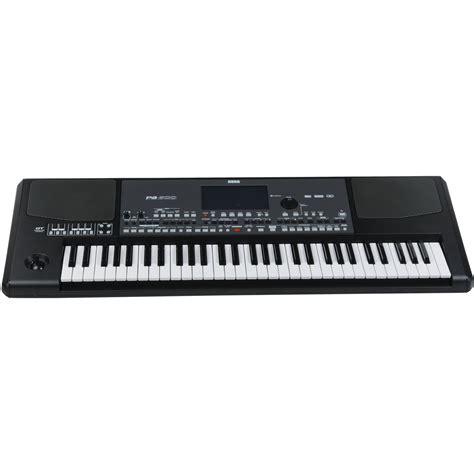 Keyboard Korg Pa korg pa 600qt professional 61 key arranger keyboard pa600qt b h