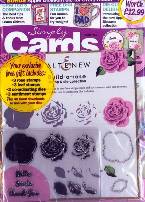 simply cards paper craft magazine subscription buy at