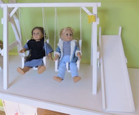 doll swing set 1000 images about american girl on pinterest babies