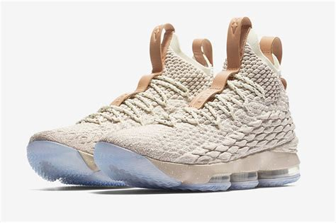 new lebron shoes for lebron james special demands for his new lebron 15 nike