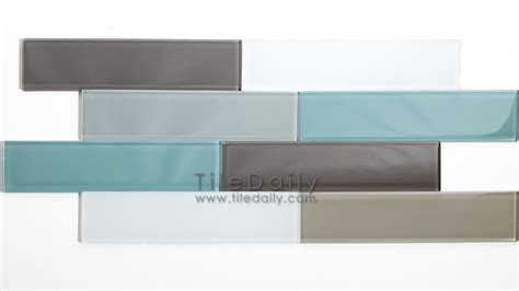 subway tiles colors grey and teal bathroom