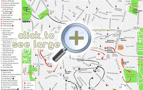 layout printable area madrid maps top tourist attractions free printable