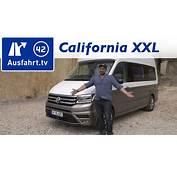 2017 VW California XXL  Was Kann Der Neue Crafter Camper