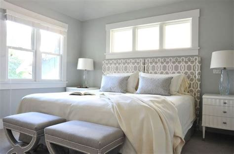 blue gray bedroom sherwin williams upward paint colors window white