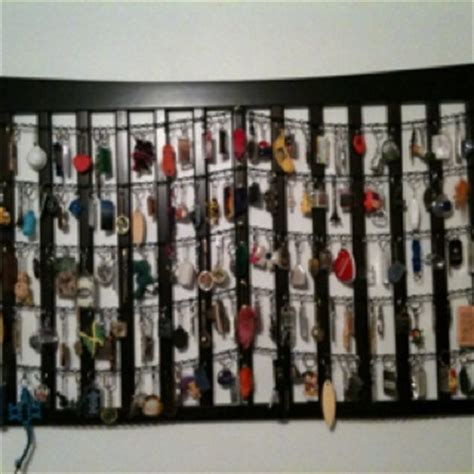Key Chain Collection Display Made - 16 best images about keychain collection organization