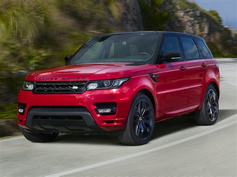 land rover suv 2016 2016 land rover range rover sport price photos reviews