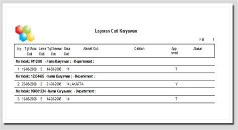 format laporan tahunan hrd contoh slip gaji karyawan laporan payroll online