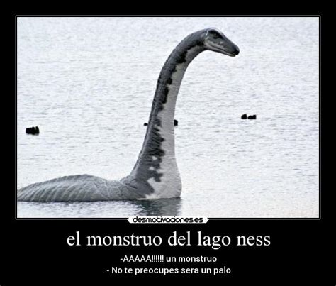 stinky el monstruo del el monstruo del lago ness pictures