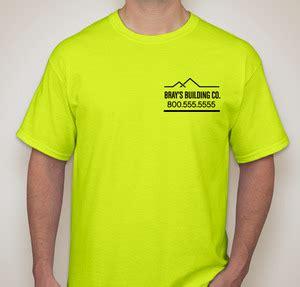 Tshirt Construction construction t shirt designs designs for custom