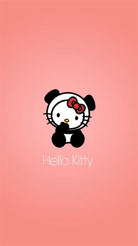wallpaper hello kitty pink cute cute hello kitty with pink background wallpaper free