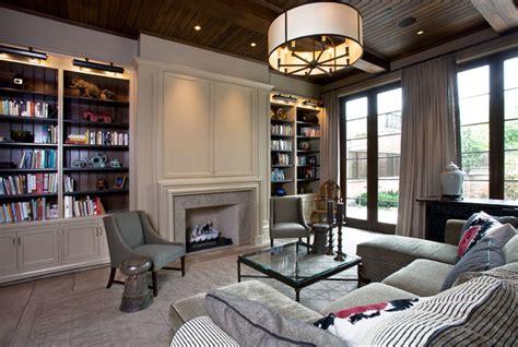 Single Room Living by Single Family Residence Living Room