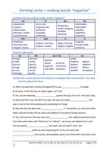 95 free prefixes suffixes worksheets