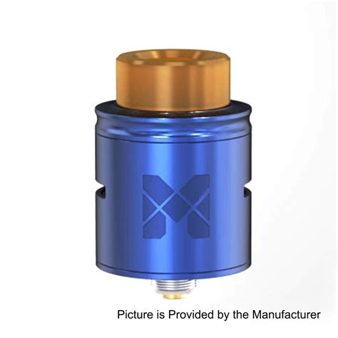 Mesh 24 Rda Atomizer Silver Clone authentic vandy vape mesh rda blue ss 24mm bf rebuildable