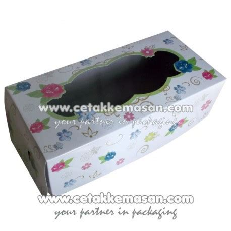 Brownies Brownis Bronis Plastik Kue Uk Sedang Dus Brownies Kotak Brownies Box Brownies