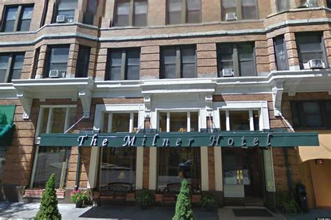 Apartments Downtown Detroit Near Comerica Park Milner Hotel Detroit Historic Building Converting To
