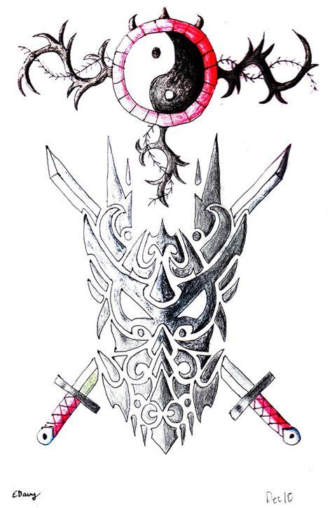 yin yang dragon tattoo pin yin yang picture on