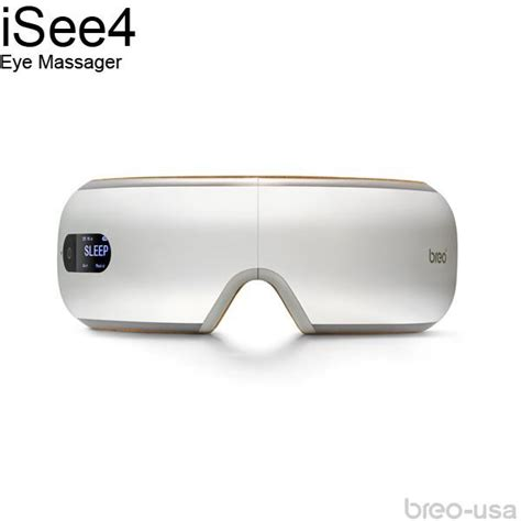 Eye Massager From Usa breo massager isee4 wireless digital eye massager with