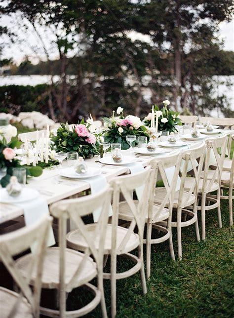 intimate backyard wedding intimate backyard wedding by the sea the celebration society