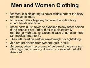 islamic dress code