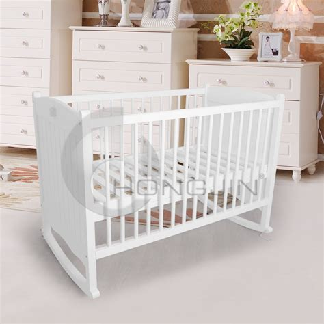 White Baby Furniture Hongjin White Baby Furniture New Born Baby Cribs Buy