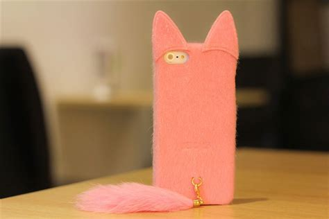 Iphone 7 Lovely Cat Lover Rivet Tassel Soft Casing Cover Bumper lovely soft cat iphone 5 3d iphone cover on luulla