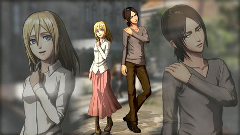 Attack On For 2 3 4 learn about the battle system in attack on titan 2 in a