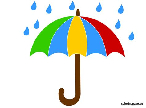 raincoat with umbrella umbrella with clipart clipartxtras